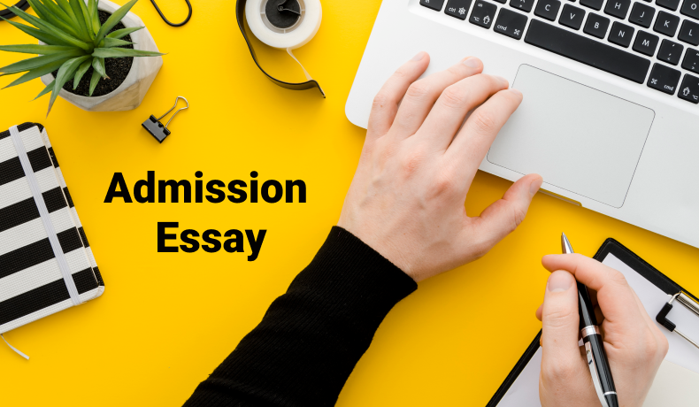 Admission Essay ‒ Challenges and Opportunities for Future Applicants