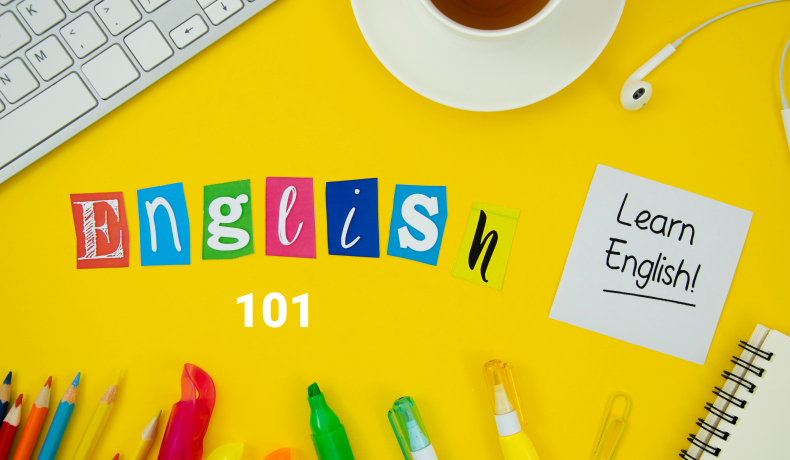 Don't Be Afraid of English 101! Read Our Tips and Relax